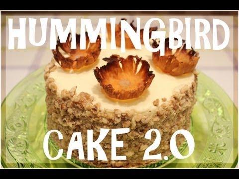 HUMMINGBIRD CAKE 2.0