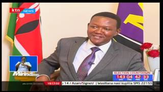 Mirindimo: majibizano kati ya rais Uhuru Kenyatta na gavana wa Mombasa Ali Hassan Joho
