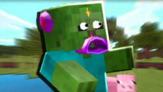 This is a minecraft channel noww