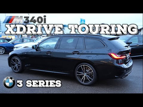 New BMW M340i xDrive Touring 2020 Review Interior Exterior