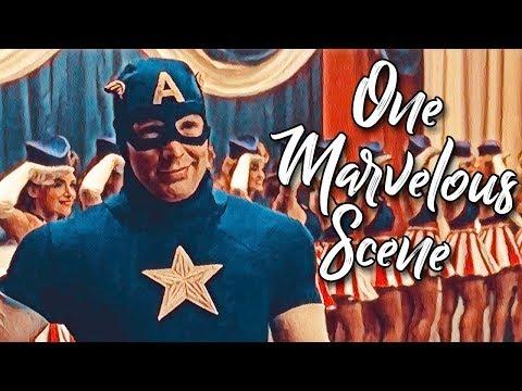 Jedna superscéna – Vojenské reklamy ve filmech od Marvelu