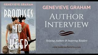 Recorded Interview with Bestselling Author Genevieve Graham