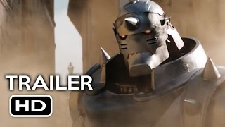 Fullmetal Alchemist LiveAction Official Trailer 2 2017 Action Movie HD