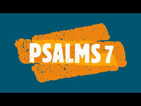 PSALMS 7 King James Bible Audio Bible Please like share and subscribe! Thank you