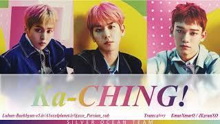 EXO-CBX - Ka-CHING! (Color Coded Lyrics Per/Rom/Han)