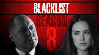 Season 8 - Trailer fan video by Red Blacklist
