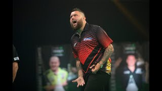 "Michael Smith after beating Cross: ""I treat this like playing in the pub or my old bedroom"""