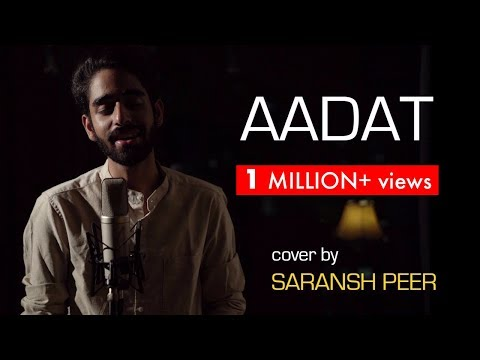 Aadat (Ninja) - Unplugged cover with approx. 3 Lacs view