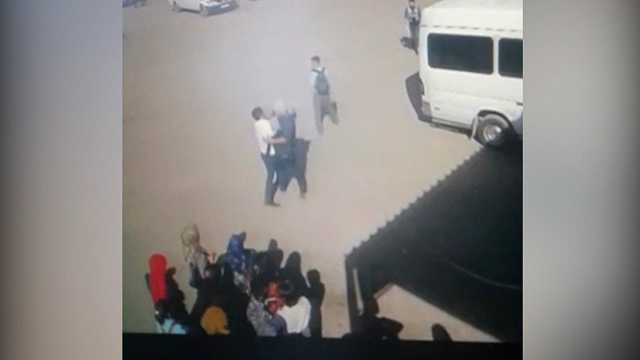 Жестокое убийство на автовокзале в Киргизии