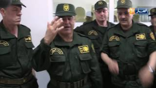 أمن: اللواء مناد نوبة يفعل وحدات أمنية جديدة بولايات الوسط