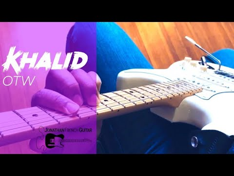 """On The Way"" by Khalid is a really fun song to play, sign up for lessons with me and learn more fun songs like this one!"