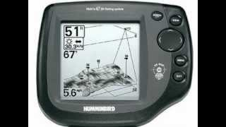 Эхолот humminbird wide paramount 3d