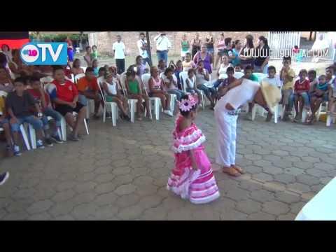 Alcaldía de Granada inaugura proyecto de adoquinado y encunetado