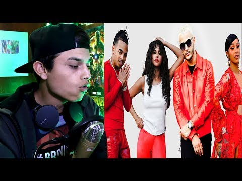 DJ Snake - Taki Taki ft. Selena Gomez, Ozuna, Cardi B (Video Oficial) Reaccion