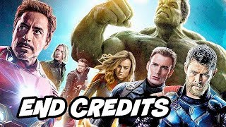 Avengers Endgame Ending and End Credits Scene Explained