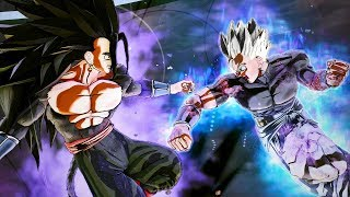 Super Saiyan 8 vs Ultra Instinct In Dragon Ball Xenoverse 2