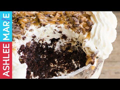 It's Better Than Sex Chocolate Dessert