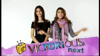 Виктория Джастис, Victoria Justice and Daniella Monet - Citv Promo