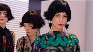 Giorgio Armani Privé Spring Summer 2020 Haute Couture Fashion Show – Backstage Video