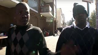 SHOCKING Interview of a Violent Criminal Hijacker on the streets of Johannesburg South Africa