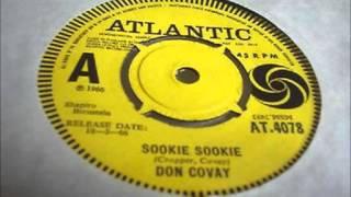 Don Covay...   Sookie Sookie .  1966