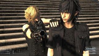 Final Fantasy XV - Nuovo gameplay