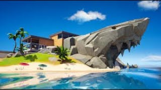 NEW The Shark Island & Yacht Prefabs in Creative! (NEW Chapter 2 Season 2 Creative Gallery)