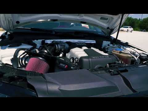 APR Open Carbon Fiber Intake System (3.0 TFSI) Sound Test