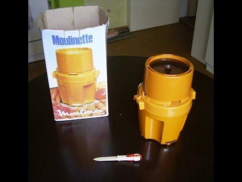 Moulinex 32002 / 203 Zerkleinerer 700 Watt, Moulinex Chopper