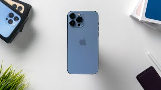 Apple iPhone 13 Pro Review - The Best iPhone 13!