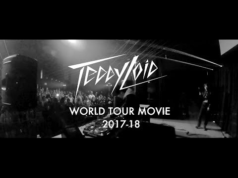 TeddyLoid - WORLD TOUR MOVIE Music: Game Changers (LAST BOSS Mix) With 中田ヤスタカ (CAPSULE)