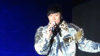160221 - JJ Lin - 一千年以後 A Thousand Years Later @Shrine Auditorium in LA- By Your Side