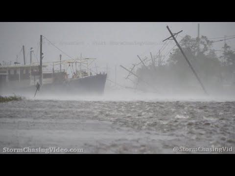 הוריקן קשה; התוצאות לא איחרו .. והתיעוד: