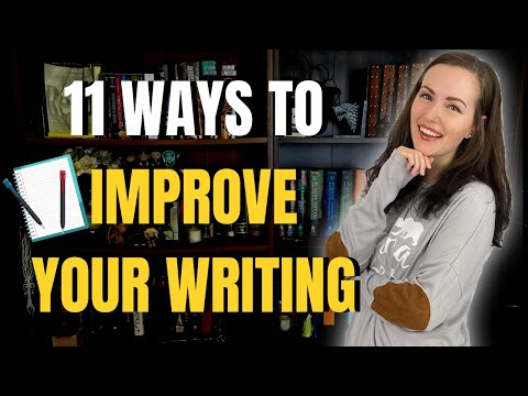 How to Improve Your Writing: 11 Novel Writing Tips For Newbies   iWriterly
