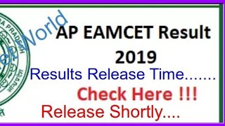 AP Eamcet 2019 Results Released Shortly Available Soon..... Time.? Live 