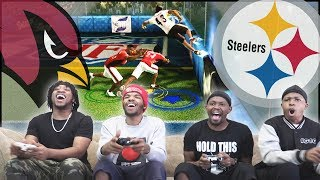 Who's Got The Most Wiggle In Their Stick!?! Watch & Find Out... - NFL Tour Gameplay