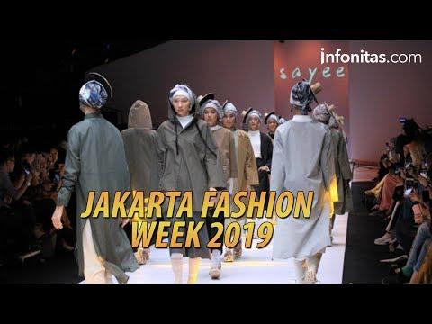 Jakarta Fashion Week (JFW) 2019