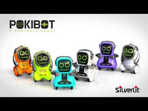 Интерактивный робот Silverlit Square