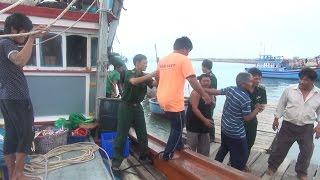 Cứu thành công 28 thuyền viên bị nạn trên biển về nơi an toàn