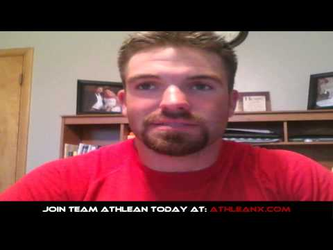 Austin Carlson – Building MUSCLE and Losing Fat!