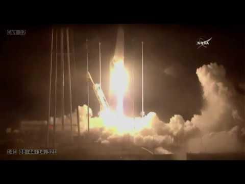 Ракетоноситель Antares, разработанный при участии Украины, стартовал к МКС (ВИДЕО)
