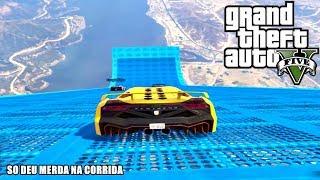 ERA PRA SER UMA CORRIDA NORMAL MAS ! FEAT CRAZY GAMER - GTA V ONLINE