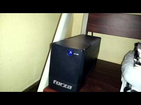 Fallo Con la UPS de Forza NT - 501