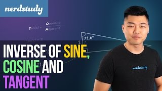 Inverse Of Sine, Cosine And Tangent - Nerdstudy