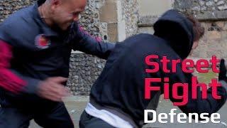 Street Fight Defense   Permanent Back Damage