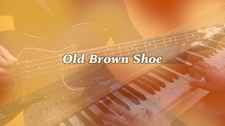 Old Brown Shoe - The Beatles karaoke cover