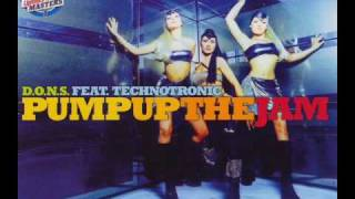 D.O.N.S. Feat. Technotronic - Pump Up The Jam '98