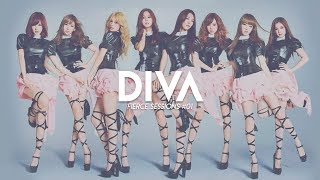 FIERCE SESSIONS #01: After School - DIVA (Japanese Version) COVER
