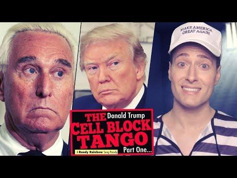 The Donald Trump CELL BLOCK TANGO (Part One) - Randy Rainbow Song Parody