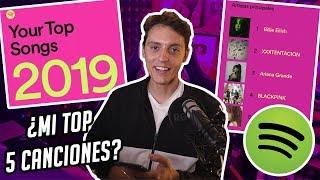 Cual es mi Top Mas escuchado en Spotify?-Wefere22